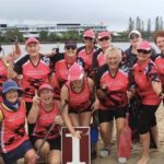Photo Sunshine Coast Dragons Abreast March 2020