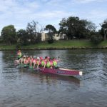 Pink Lotus paddle